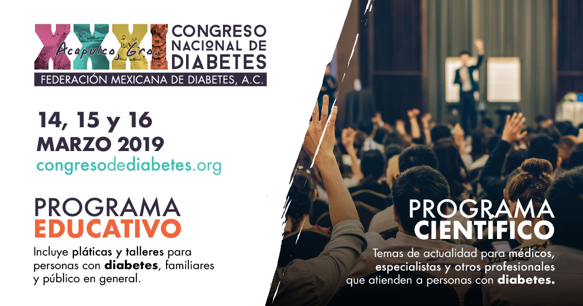 congreso de diabetes